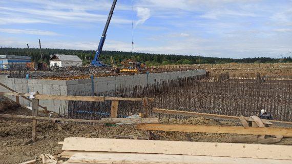 Начато строительство очистных сооружений хозяйственно-бытовых сточных вод р.п. Верхние Серги
