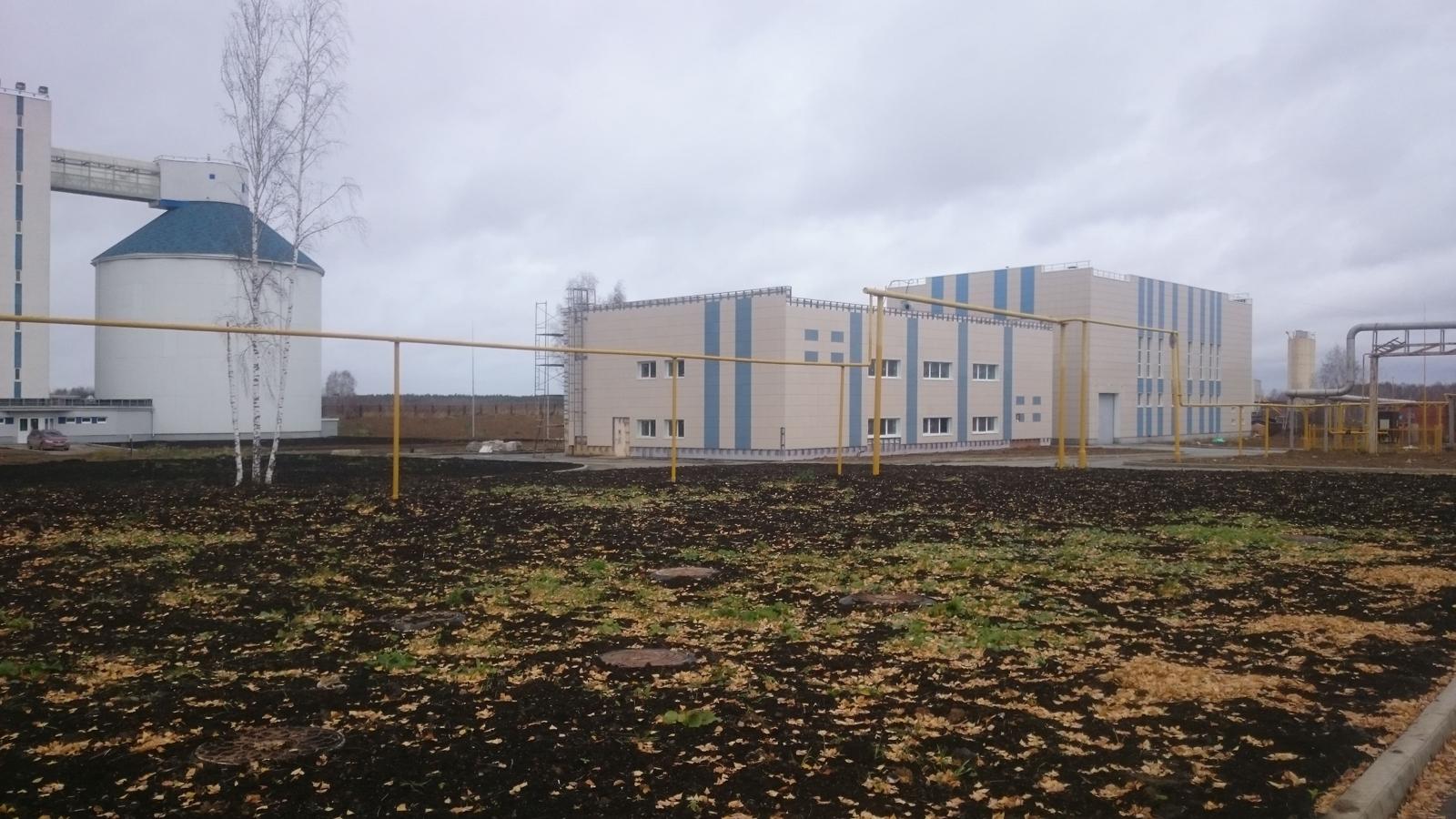 Модернизация Северной аэрационной станции г. Екатеринбурга с увеличением производительности до 140,0 тыс.м3/сут.