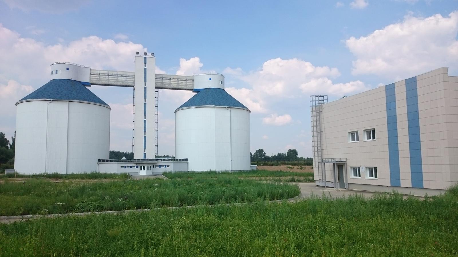 Модернизация Северной аэрационной станции. Система утилизации биогаза