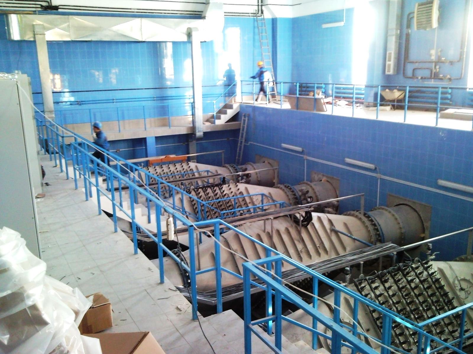 Реконструкция и расширение Головных сооружений водопровода г. Екатеринбурга производительностью 300,0 тыс.м3/сут.